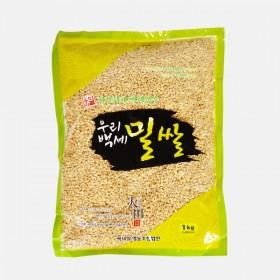 우리백세 밀쌀